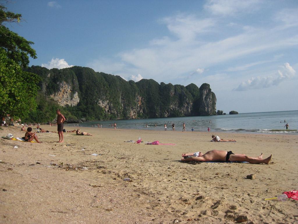 Пляж Ао Нанг в Тайланде, фото 6