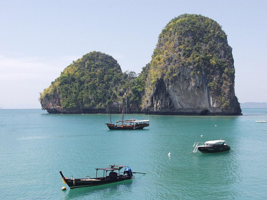Пляж Ао Нанг в Тайланде, фото 7