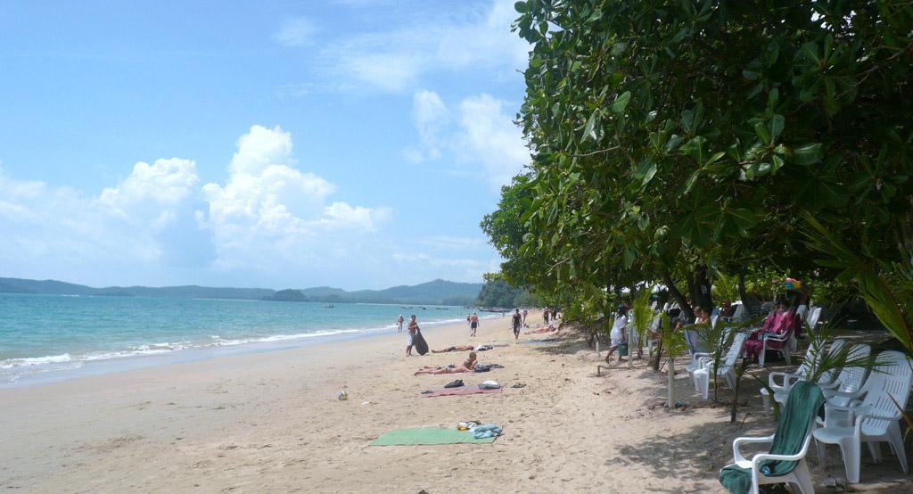 Пляж Ао Нанг в Тайланде, фото 8
