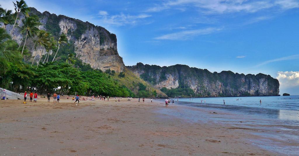 Пляж Ао Нанг в Тайланде, фото 9