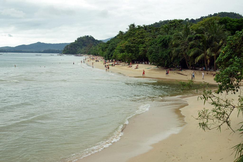 Пляж Ао Нанг в Тайланде, фото 10