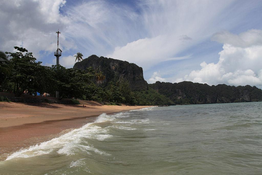 Пляж Ао Нанг в Тайланде, фото 13