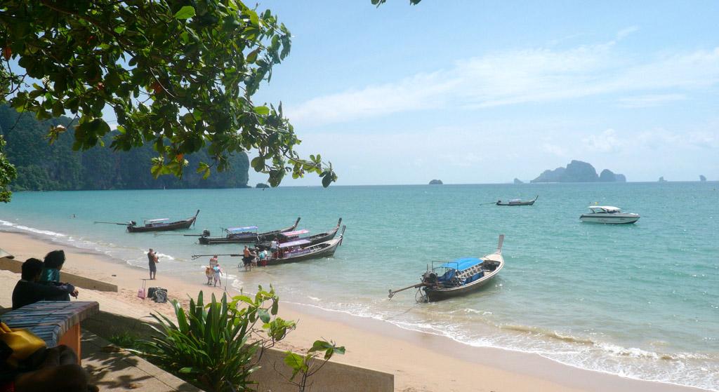 Пляж Ао Нанг в Тайланде, фото 14