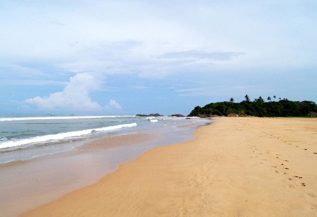 Пляж Бентота в Шри-Ланке, фото 2