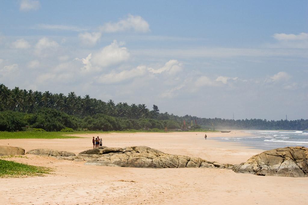 Пляж Бентота в Шри-Ланке, фото 3