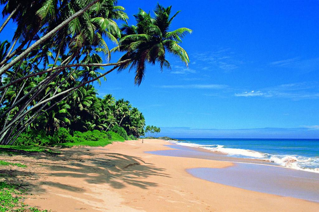 Пляж Бентота в Шри-Ланке, фото 4
