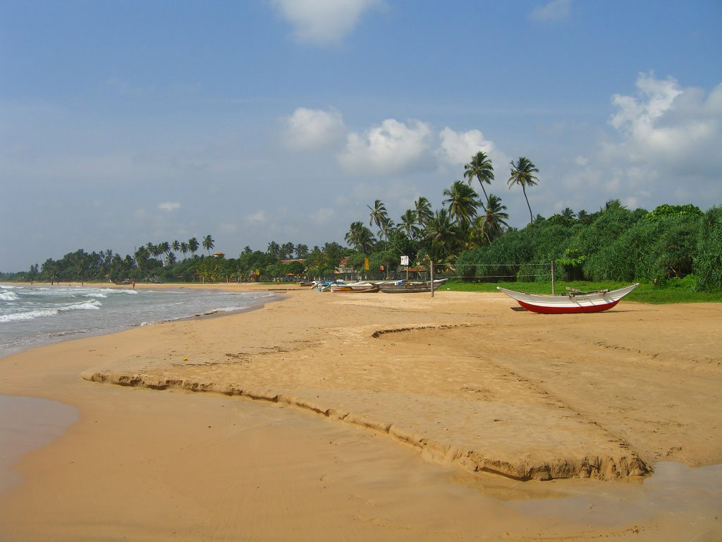 Пляж Бентота в Шри-Ланке, фото 5