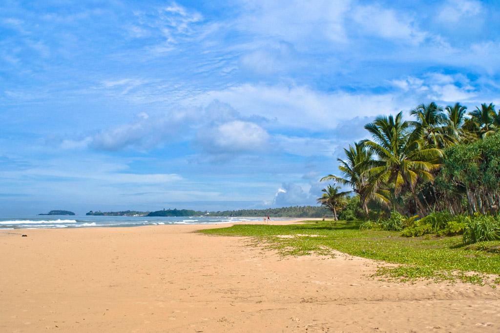 Пляж Бентота в Шри-Ланке, фото 8