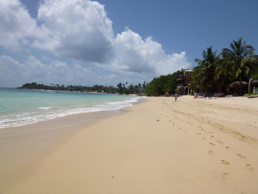 Пляж Бентота в Шри-Ланке, фото 10