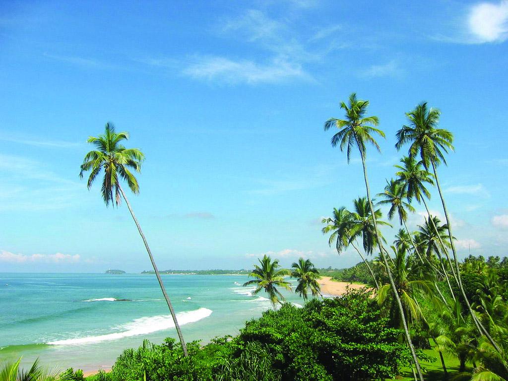Пляж Бентота в Шри-Ланке, фото 11