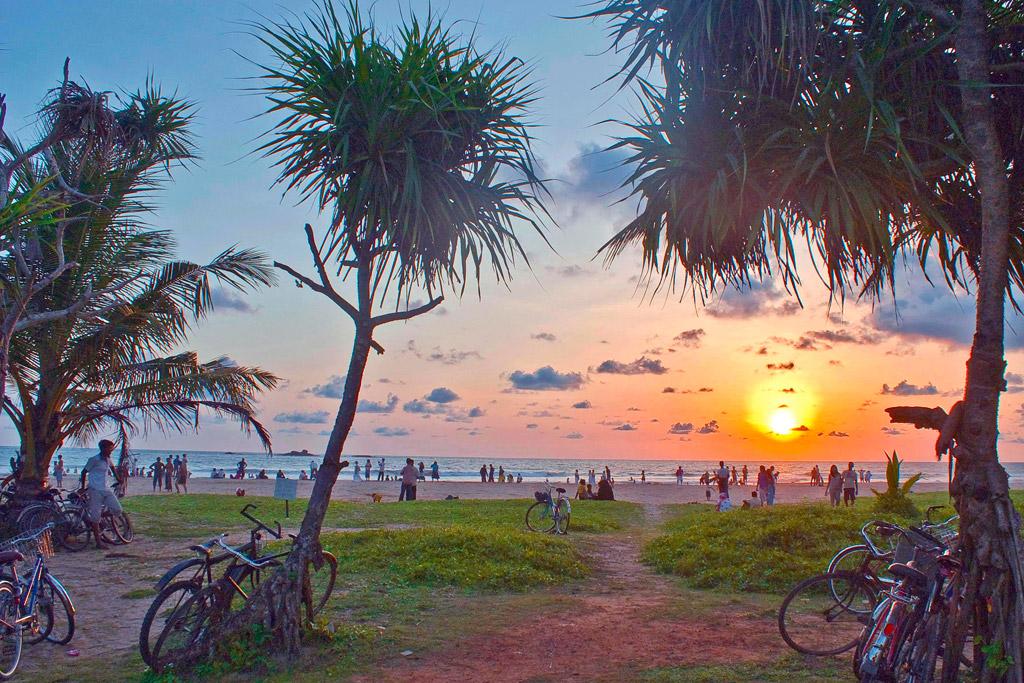 Пляж Бентота в Шри-Ланке, фото 13