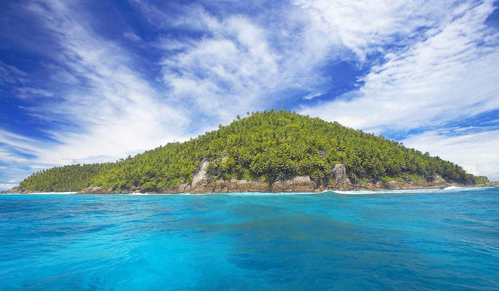 Пляж Фрегат на Сейшельских островах, фото 2