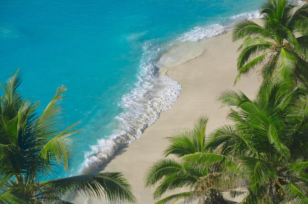 Пляж Фрегат на Сейшельских островах, фото 5