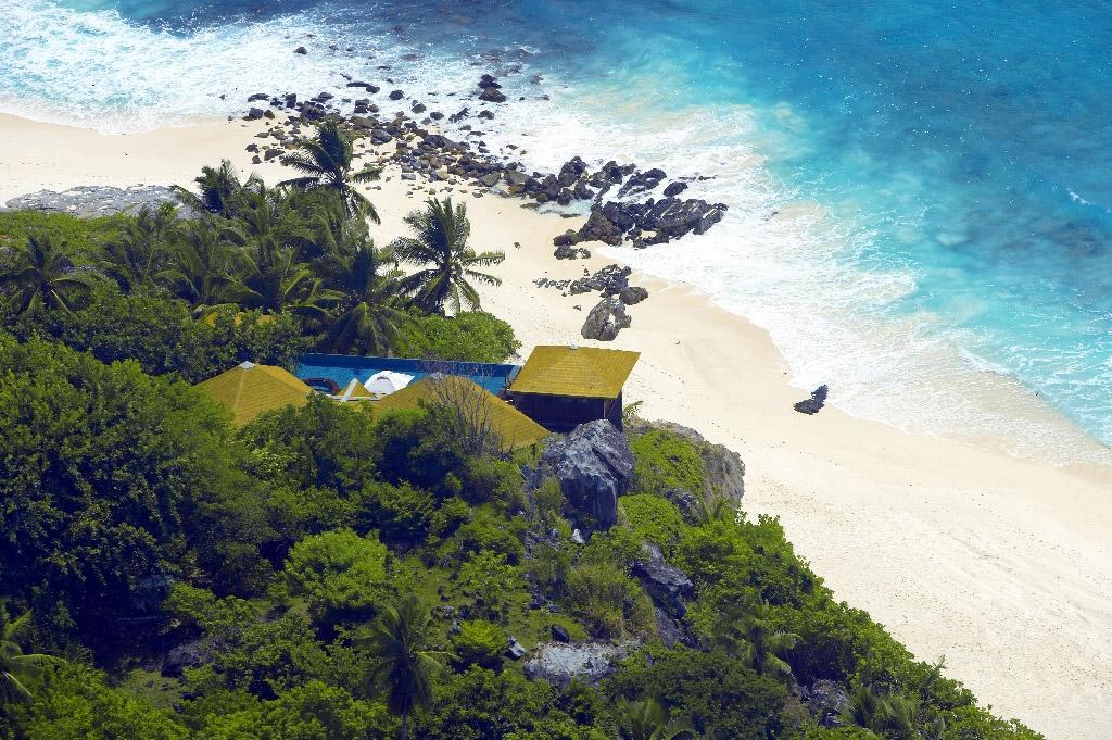 Пляж Фрегат на Сейшельских островах, фото 9