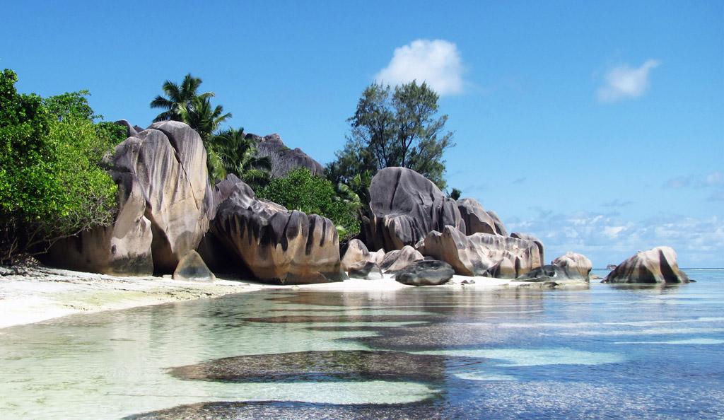 Пляж Фрегат на Сейшельских островах, фото 13