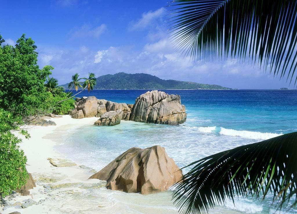 Пляж Фрегат на Сейшельских островах, фото 15