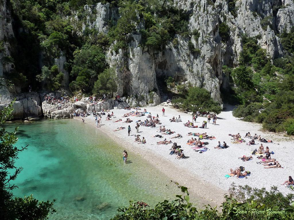 Пляж Каланки во Франции, фото 4