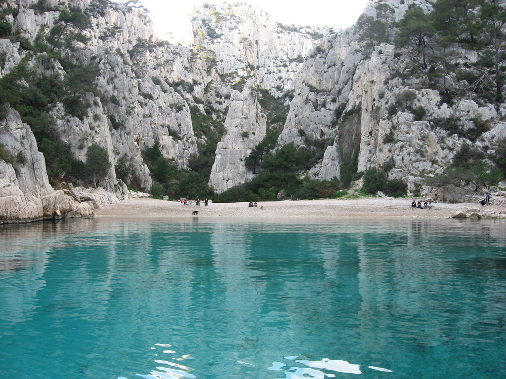 Пляж Каланки во Франции, фото 8