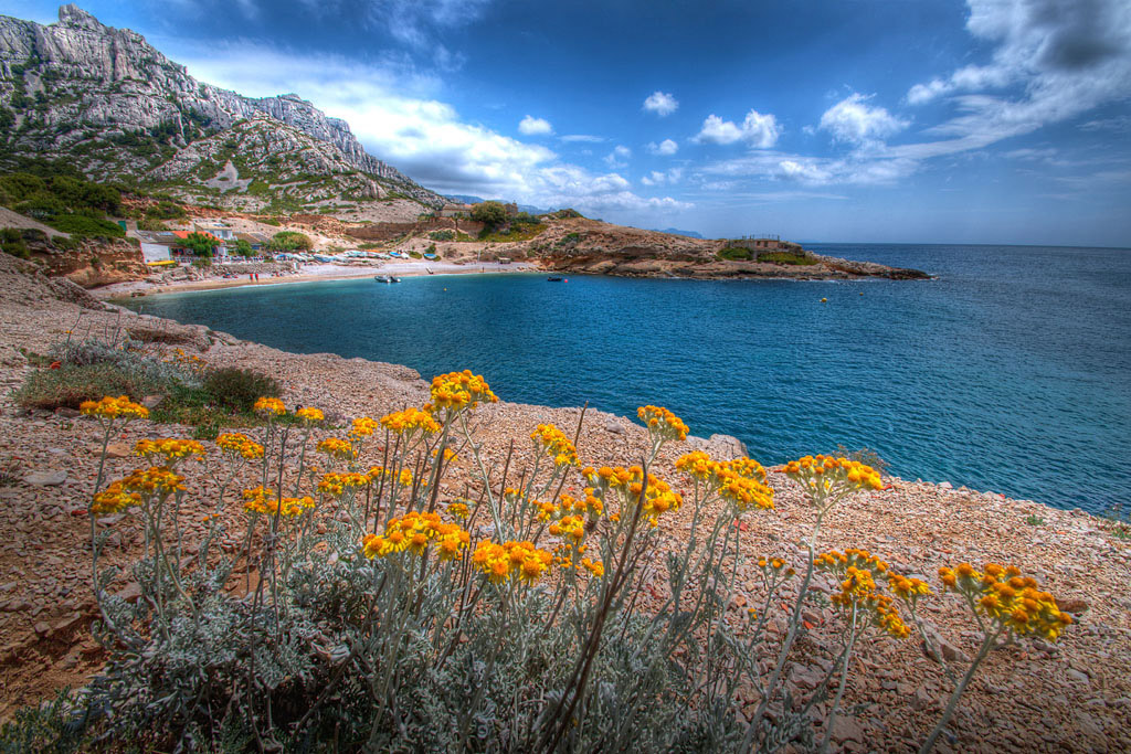 Пляж Каланки во Франции, фото 11
