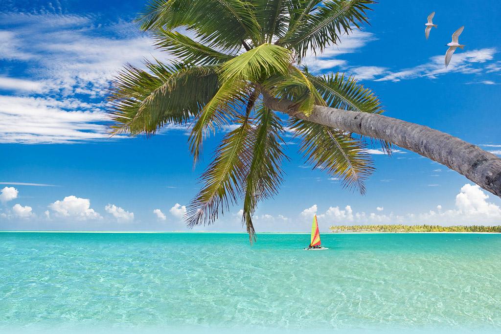 Пляж Косумель в Мексике, фото 1