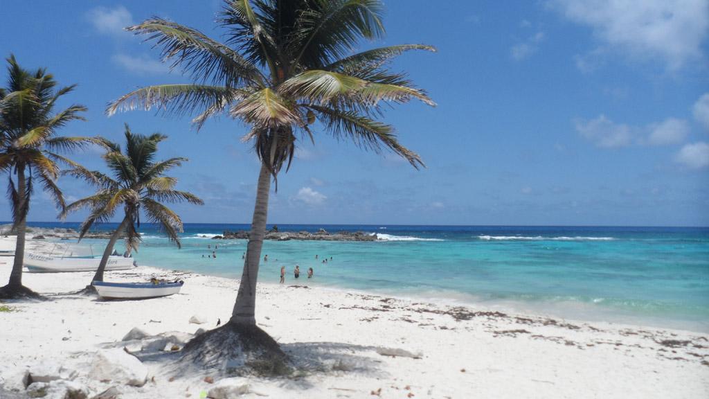 Пляж Косумель в Мексике, фото 6