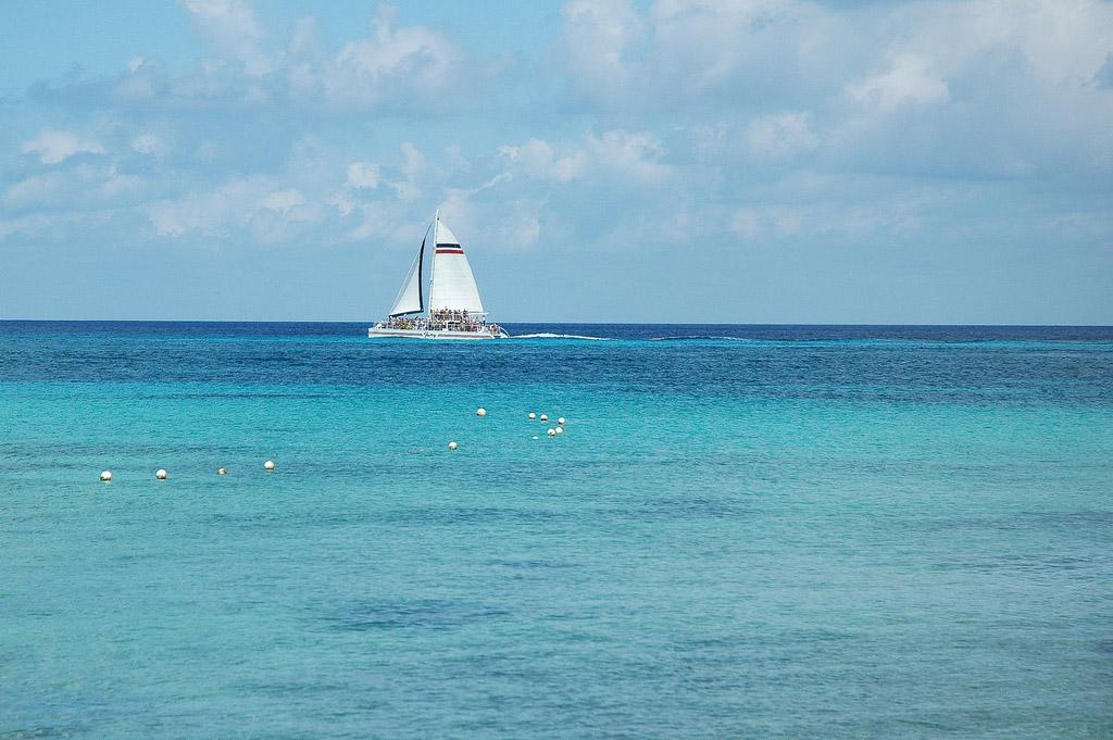 Пляж Косумель в Мексике, фото 7
