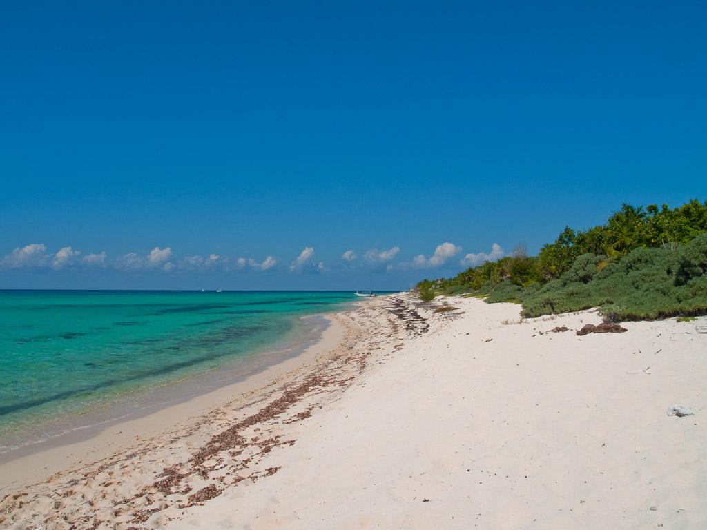 Пляж Косумель в Мексике, фото 8