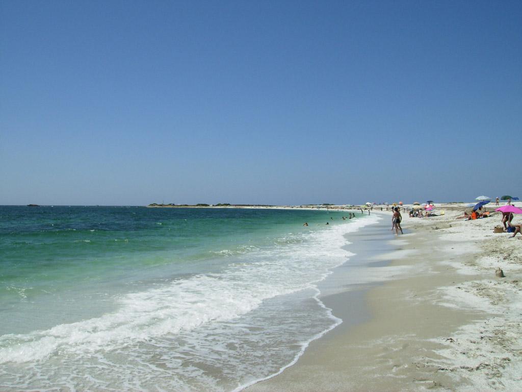 Пляж Мари Эрми в Италии, фото 2