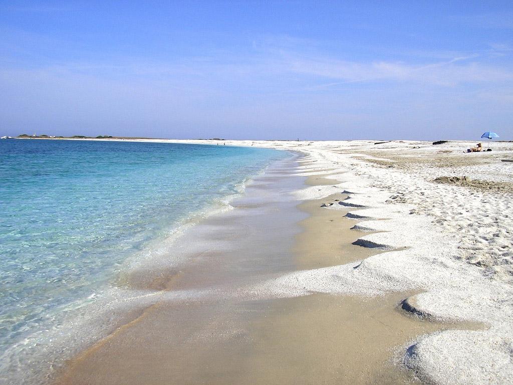 Пляж Мари Эрми в Италии, фото 9