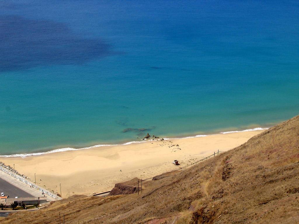 Пляж острова Порту-Санту в Португалии, фото 7