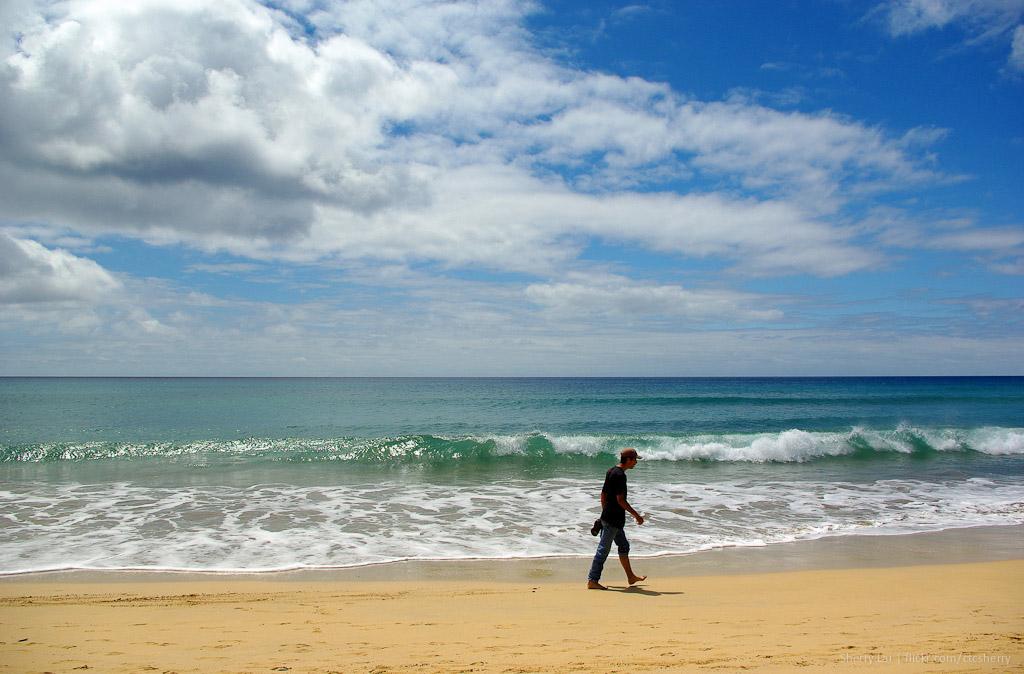 Пляж острова Порту-Санту в Португалии, фото 10