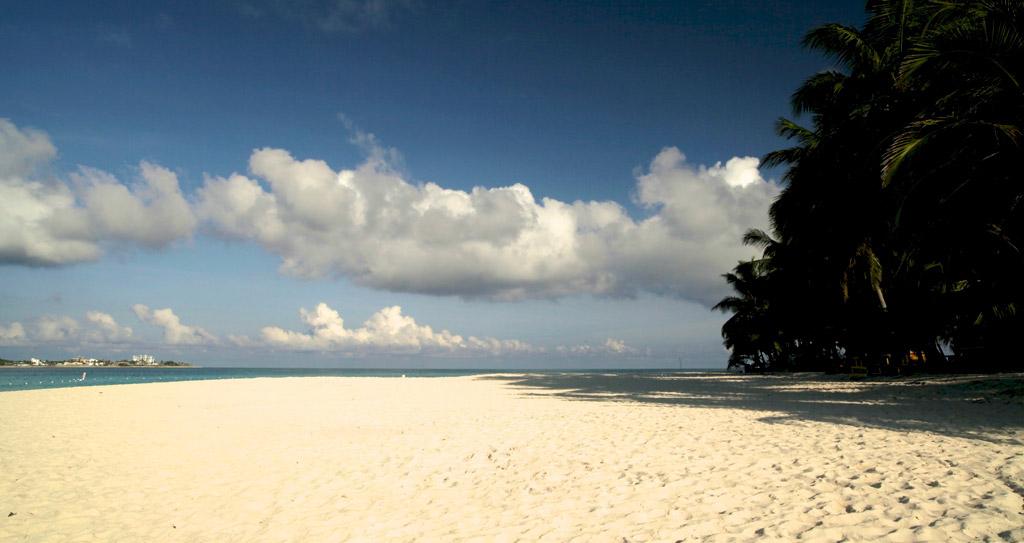 Пляж острова Сан-Андрес в Колумбии, фото 2