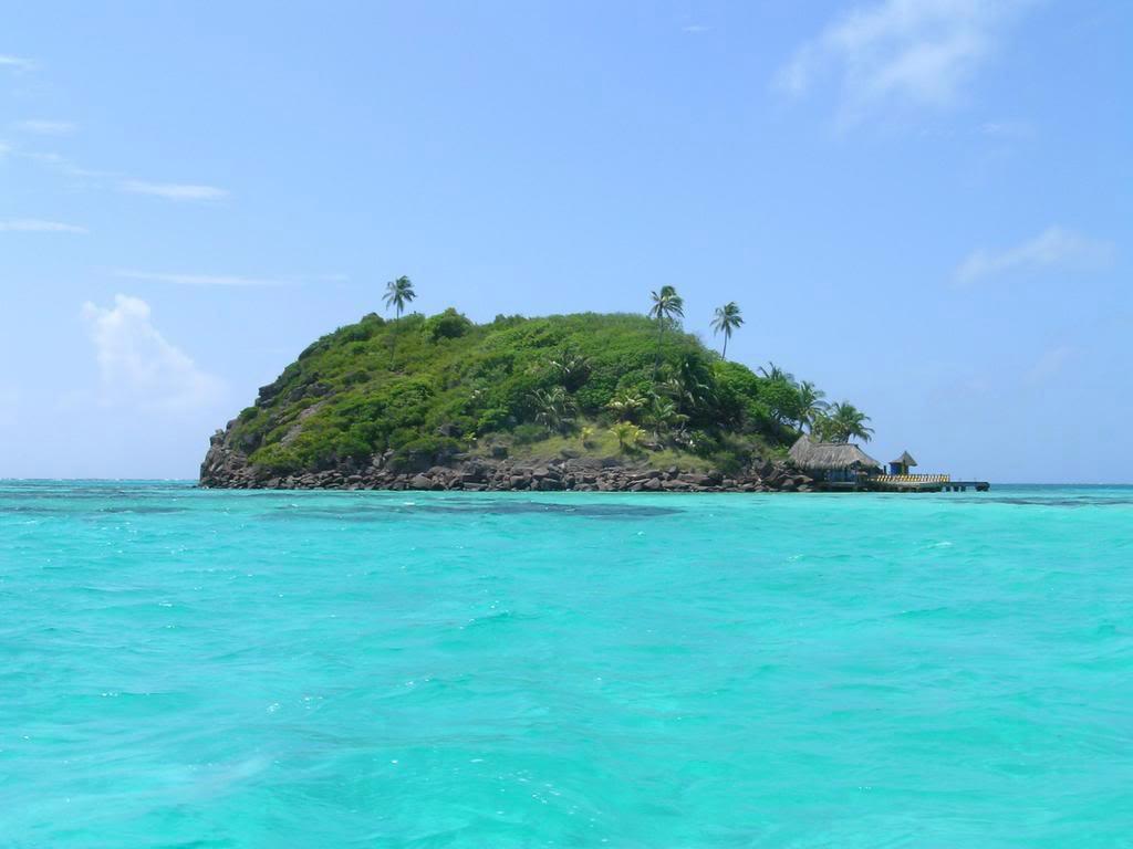 Пляж острова Сан-Андрес в Колумбии, фото 3