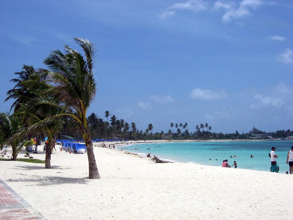 Пляж острова Сан-Андрес в Колумбии, фото 5