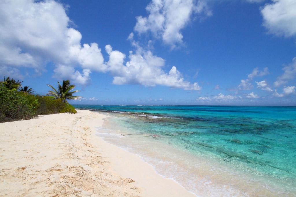 Пляж острова Сан-Андрес в Колумбии, фото 6