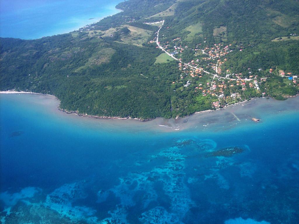 Пляж острова Сан-Андрес в Колумбии, фото 9