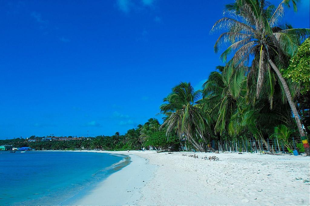 Пляж острова Сан-Андрес в Колумбии, фото 11