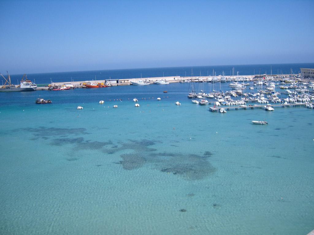 Пляж Отранто в Италии, фото 1
