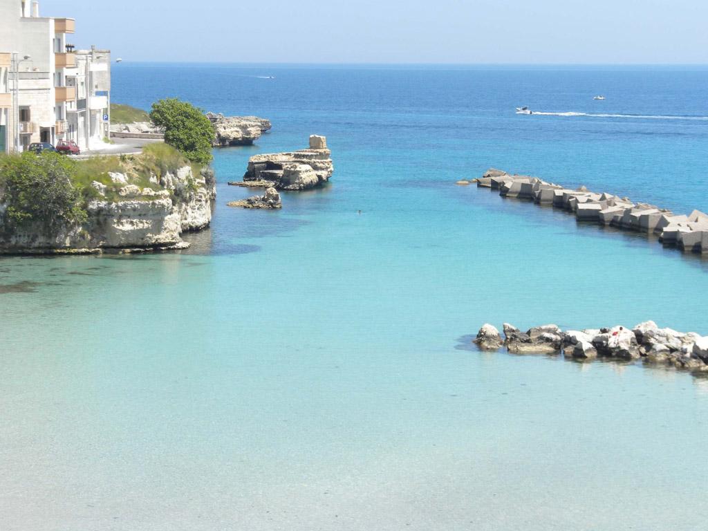 Пляж Отранто в Италии, фото 4