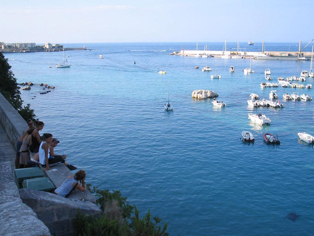 Пляж Отранто в Италии, фото 7