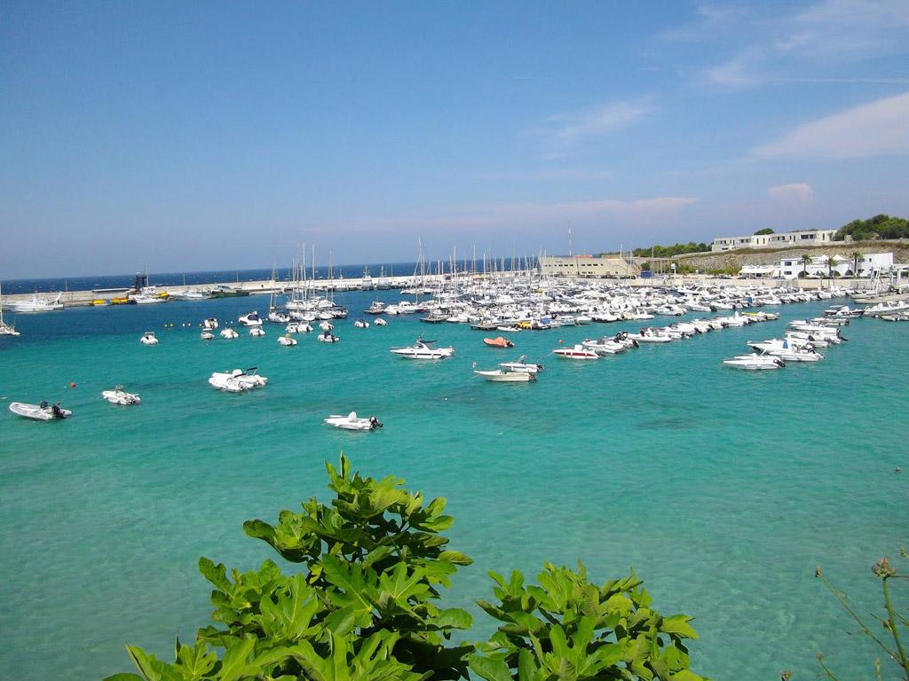 Пляж Отранто в Италии, фото 8