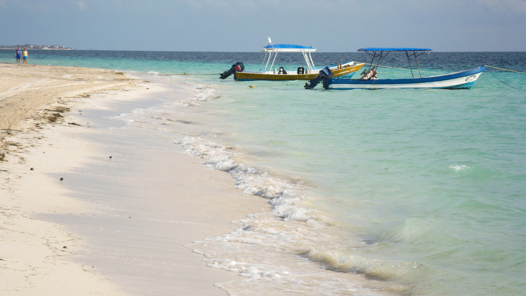 Пляж Пуэрто-Морелос в Мексике, фото 5