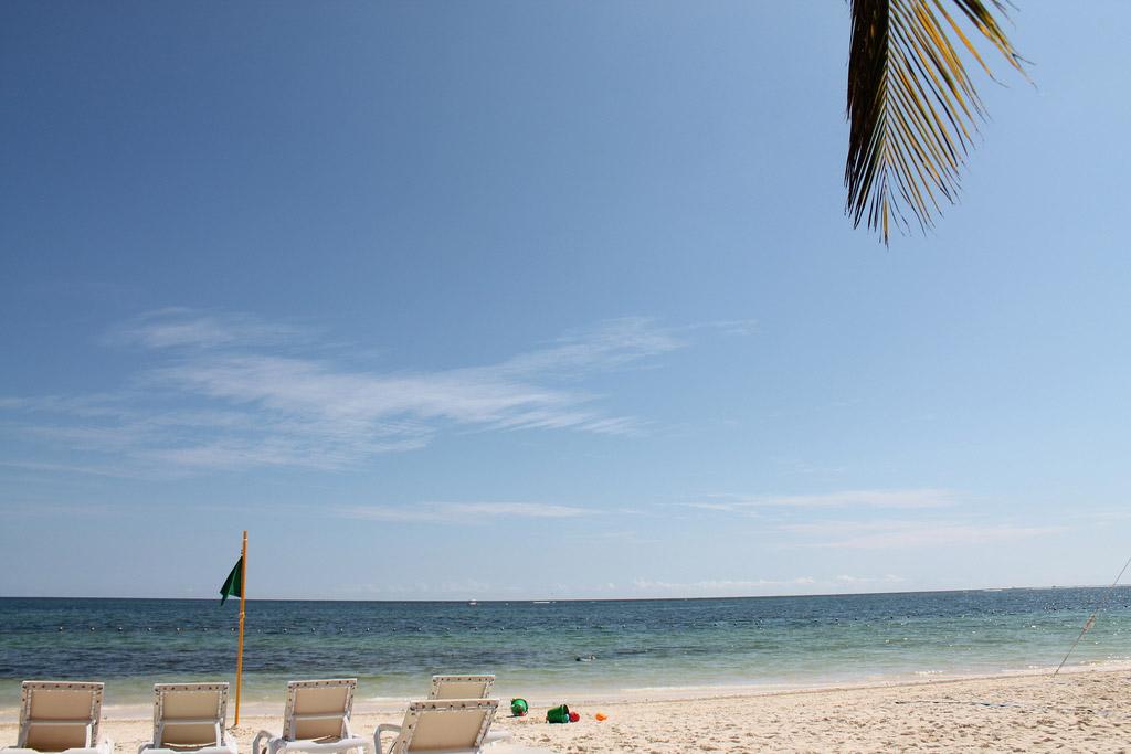 Пляж Пуэрто-Морелос в Мексике, фото 7