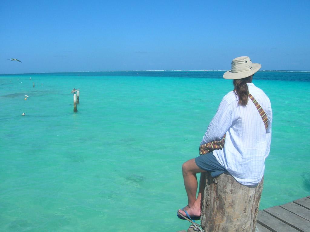 Пляж Пуэрто-Морелос в Мексике, фото 9