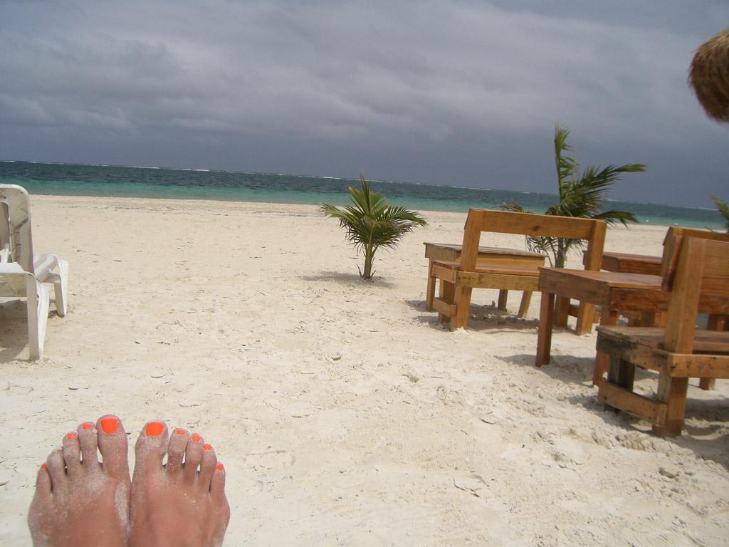 Пляж Пуэрто-Морелос в Мексике, фото 11