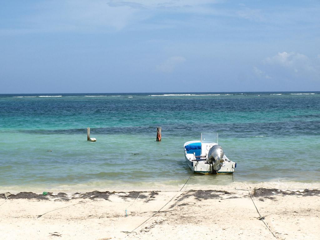 Пляж Пуэрто-Морелос в Мексике, фото 12