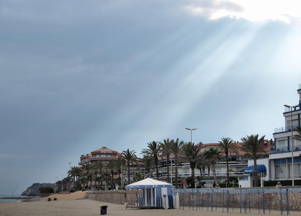 Пляж Ситжес в Испании, фото 3