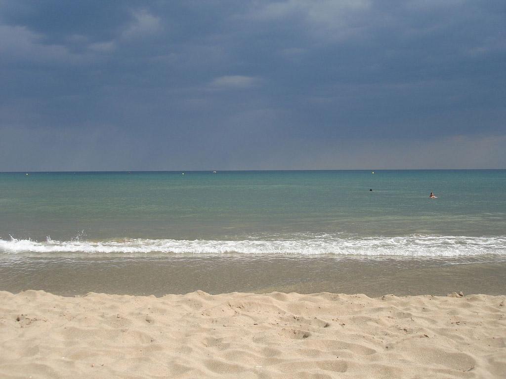 Пляж Ситжес в Испании, фото 10