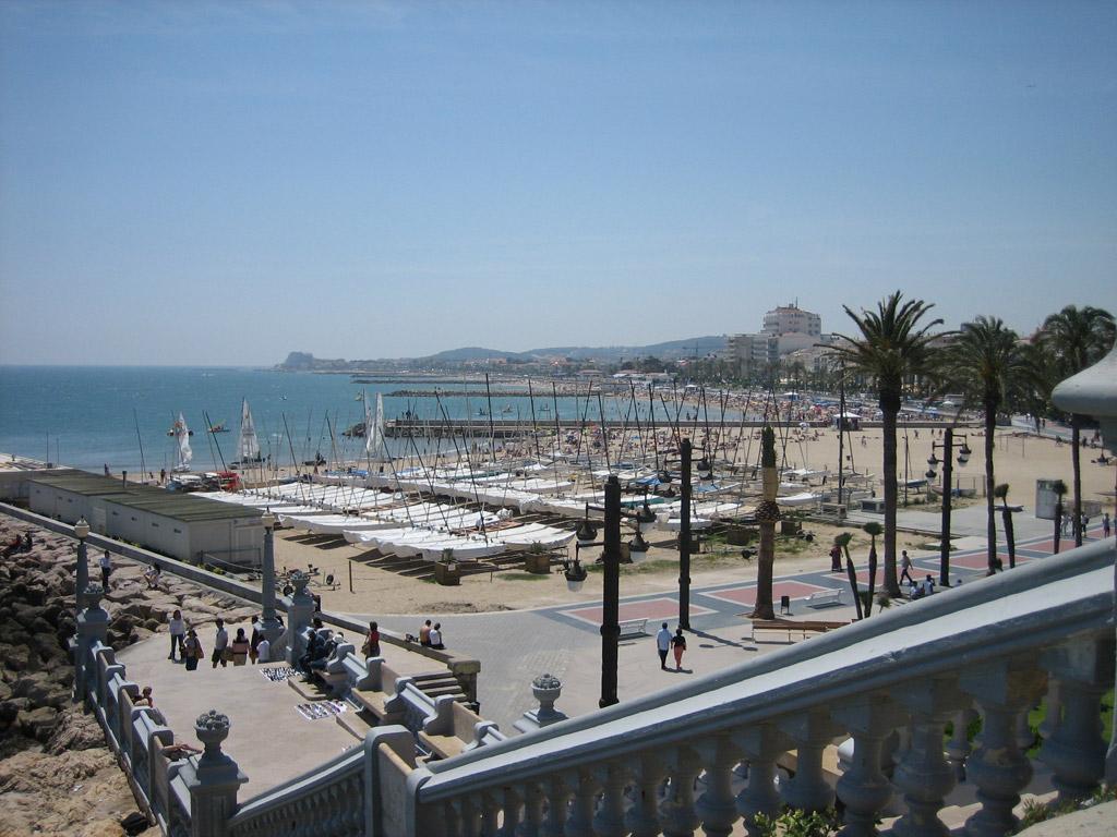 Пляж Ситжес в Испании, фото 11