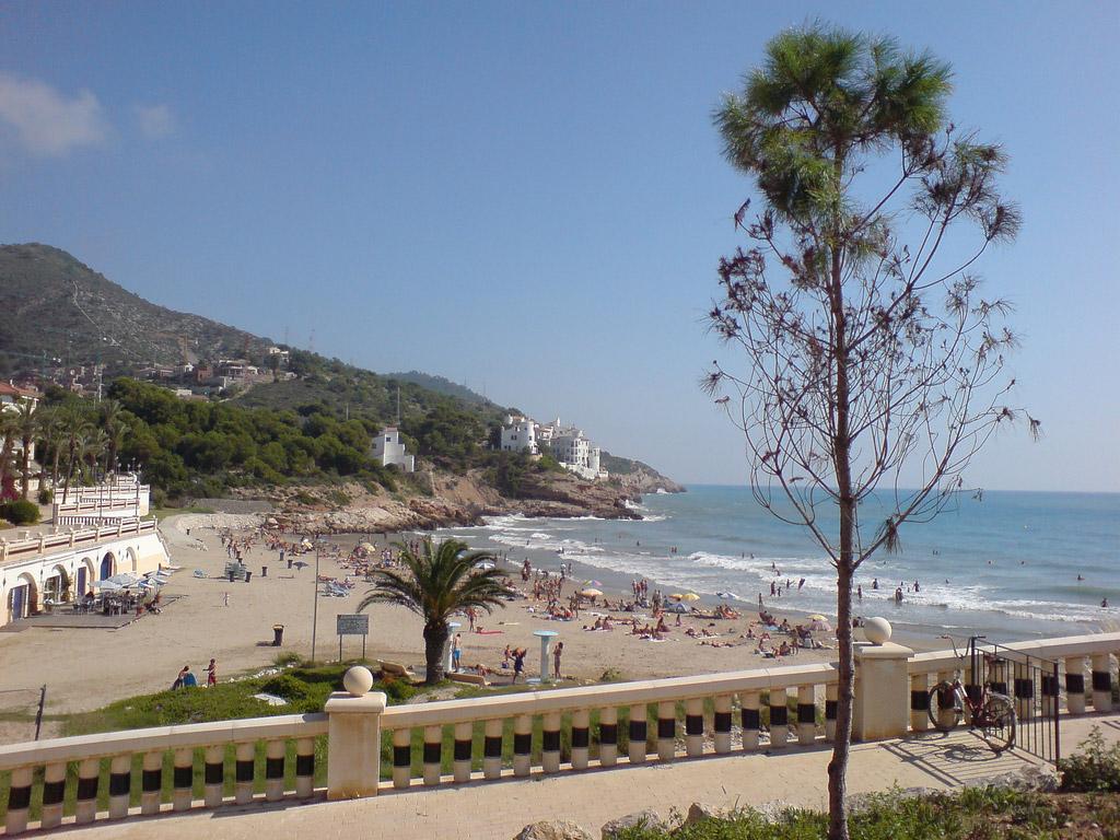 Пляж Ситжес в Испании, фото 12